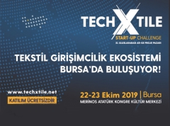 Techxtile Start-Up Challenge başlıyor